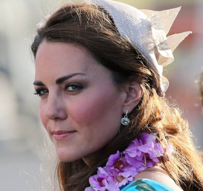 Kate Middleton y el príncipe Guillermo viajaron en septiembre a las Islas Borneo.