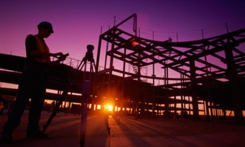 De diciembre de 2012 a octubre pasado, el sector de la construcción en México registra una contracción de 4.8% a tasa anual. (Foto: Thinkstock)