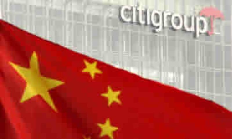 Citi dijo este año que había recibido aprobación de los reguladores para emitir tarjetas de crédito en China. (Foto: AP)