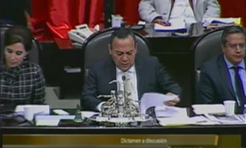 Con 428 votos a favor y uno en contra se aprobó el dictamen. (Foto: Cámara de Diputados/Cortesía )