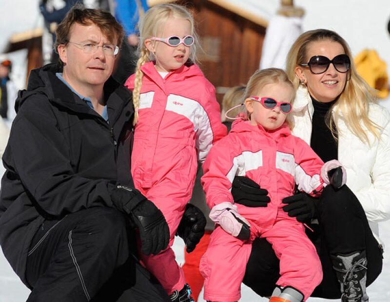 Debido al accidente que sufrió el príncipe Johan Friso el mes de febrero, la monarquía de ese paía ha decidido informar mediante su página su estado de salud.