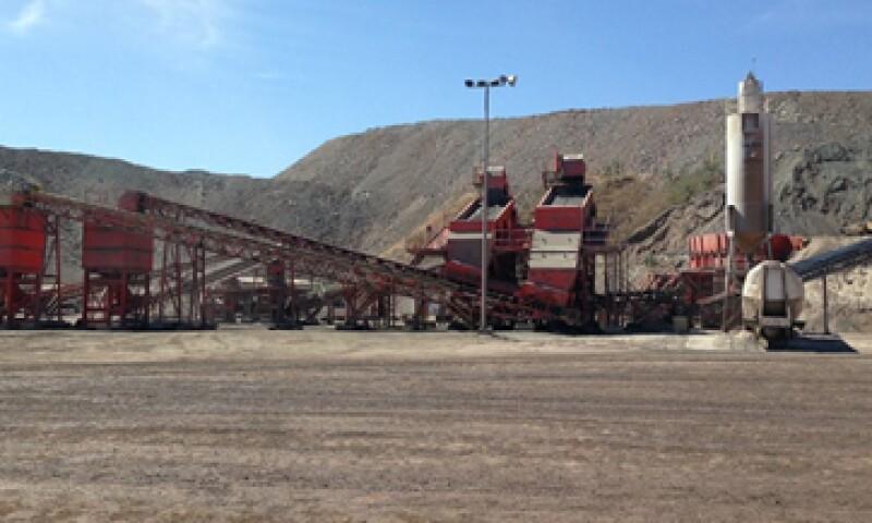 Al menos ocho personas participaron en el robo a la mina El Gallo.  (Foto: Tomada de Facebook.com/McEwenRob)