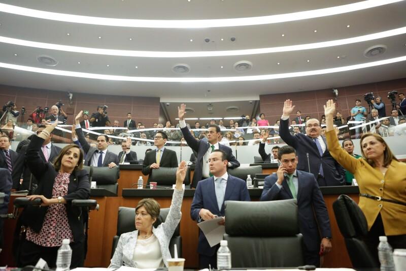El Congreso de la Unión se prepara para concluir el ciclo del Sistema Anticorrupción para que quede listo.
