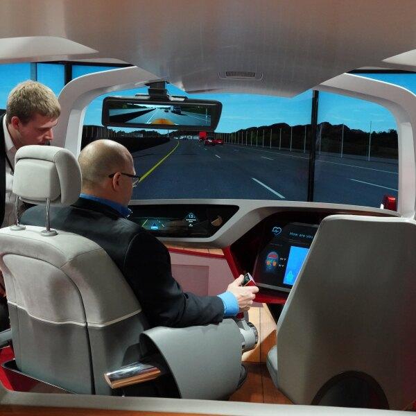 Simulador de vehículo autónomo