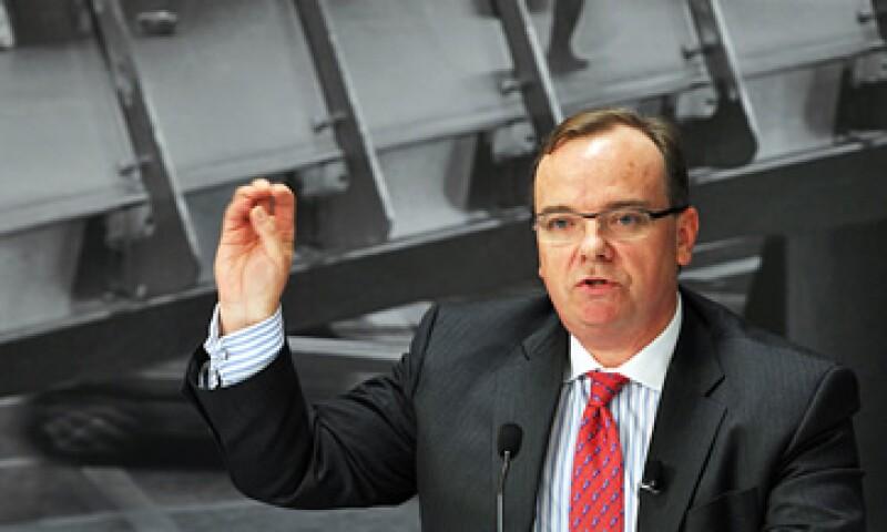 El CEO de HSBC, Stuart Gulliver, dijo que ha pagado los impuestos correspondientes a sus ingresos mundiales. (Foto: AFP)