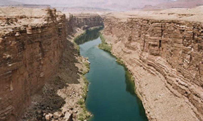 México podrá colocar parte de su agua del río Colorado en el Lago Mead, de acuerdo con el pacto. (Foto: Getty Images)