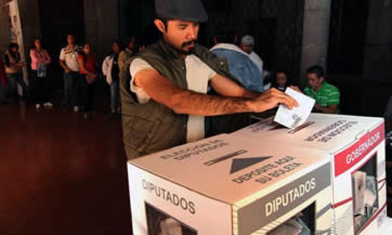 En prácticamente en todos los sexenios los indicadores repuntan por el gasto electora, dijo el IMEF. (Foto: AP)