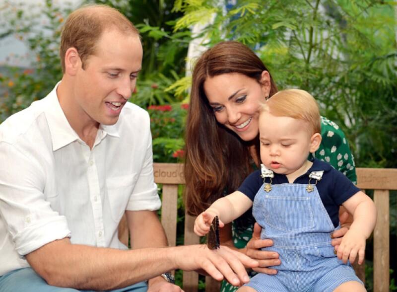 La esposa del príncipe Guillermo pasará el día junto a él y a su hijo en su recién estrenada casa de Anmer Hall.