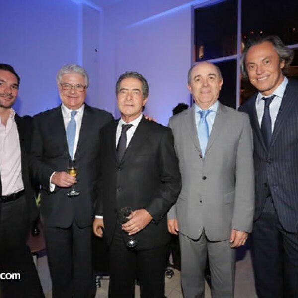 Pablo Gutiérrez,Guillermo Henkel,Pedro Gutiérrez,Manuel Gutiérrez,Javier de Bellefón