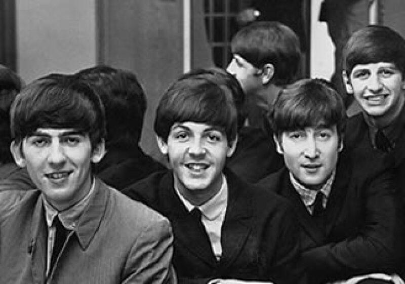 La música de los Beatles había sido buscada desde el inicio de la venta de música digital.  (Foto: Cortesía CNNMoney)