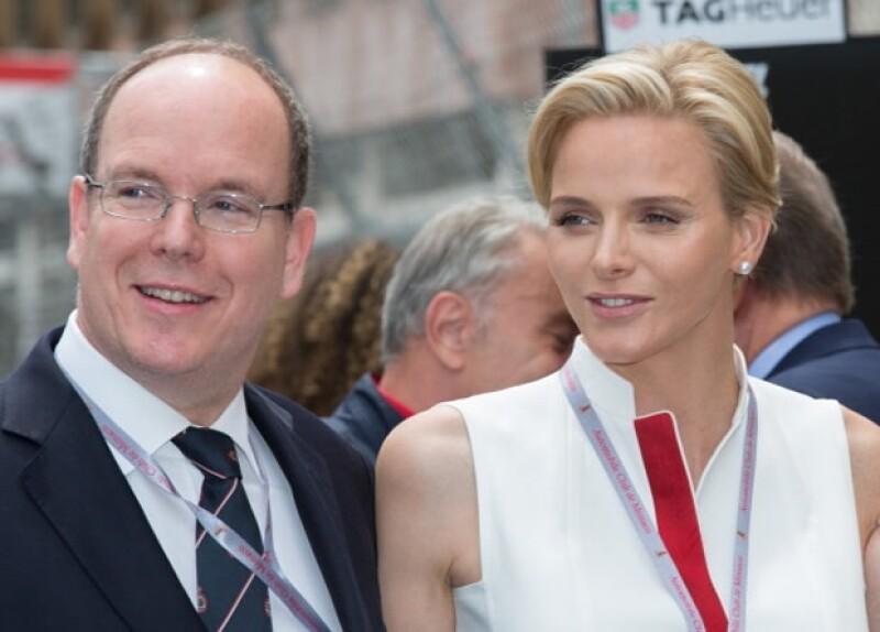 Alberto y Charlene de Mónaco han confirmado que esperan su primer hijo. En caso de ser varón, el bebé será el heredero definitivo al Principado de Mónaco.