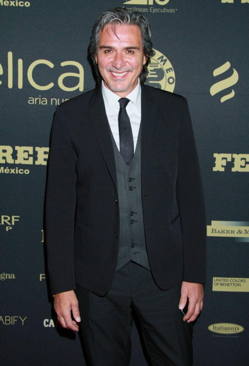 Actualmente Pedro Damián trabaja en la telenovela, Muchacha Italiana Viene a Casarse.