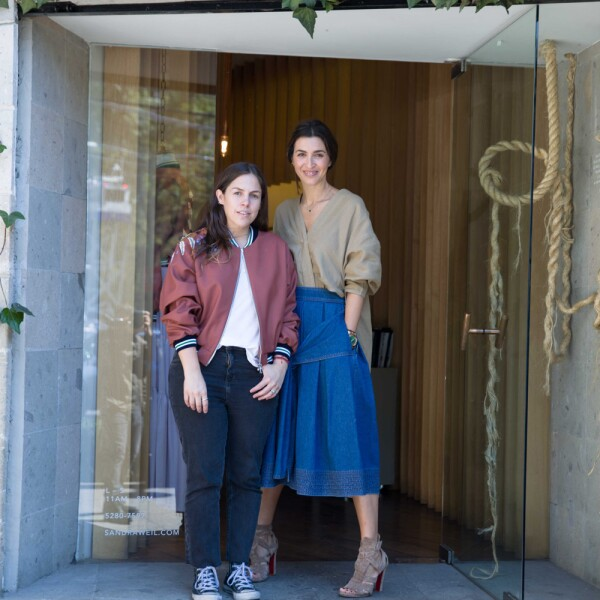 Lanzamiento en colaboración con Elle y Sandra Weil