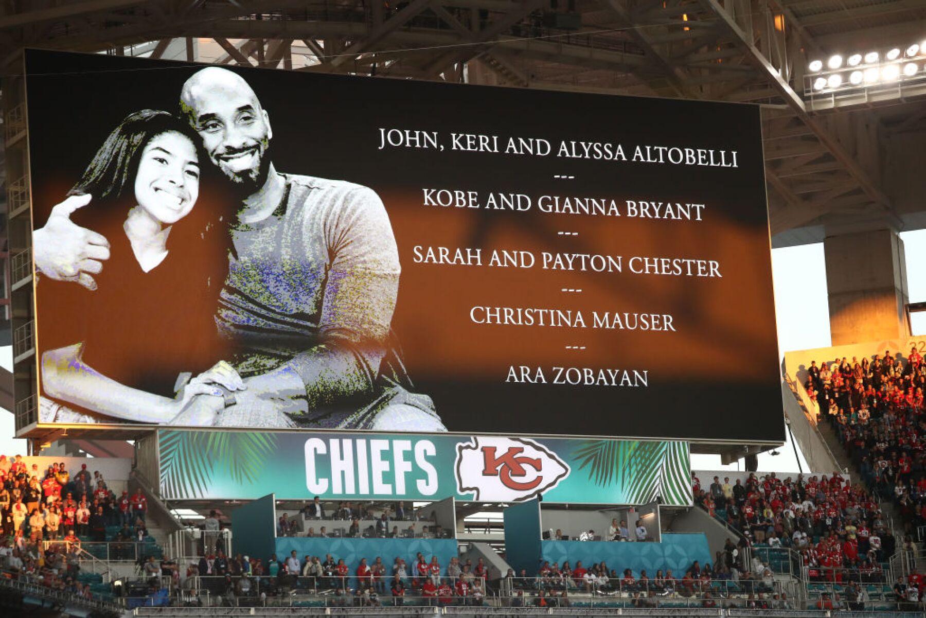 Homenaje Kobe Bryant