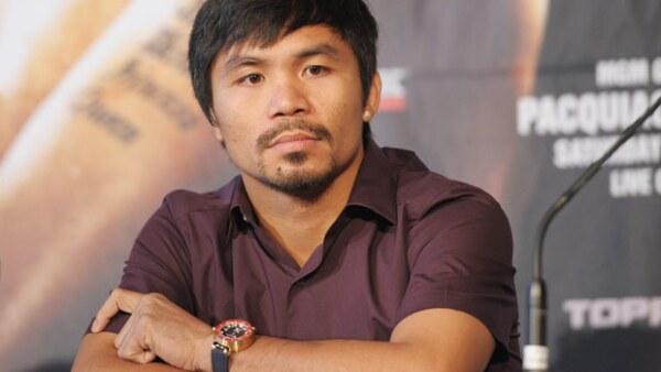 En 5 puntos te explicamos la polémica que gira en torno al boxeador filipino, quien acaba de perder un contrato con Nike por sus polémicas declaraciones.