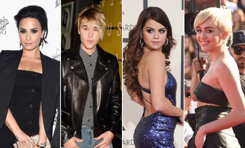 No es novedad que entre famosos se dediquen canciones y más cuando terminan con sus relaciones o inician peleas. Es por eso que hacemos un recuento de las mejores dedicadas.