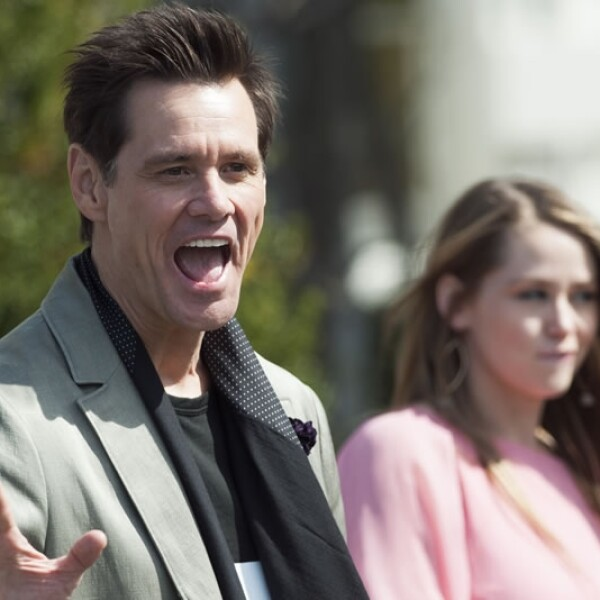 Entre las celebridades que atendieron el evento de Pascua de los Obama estuvo el comediante Jim Carrey