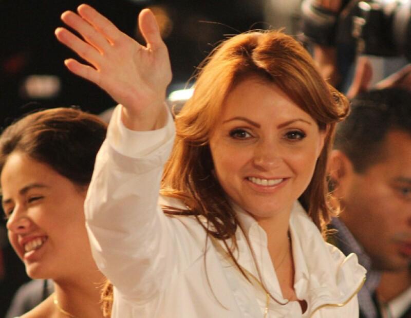 La esposa de Enrique Peña Nieto deshabilitó su cuenta de la red social, misma en la que mantenía constante contacto con sus seguidores.