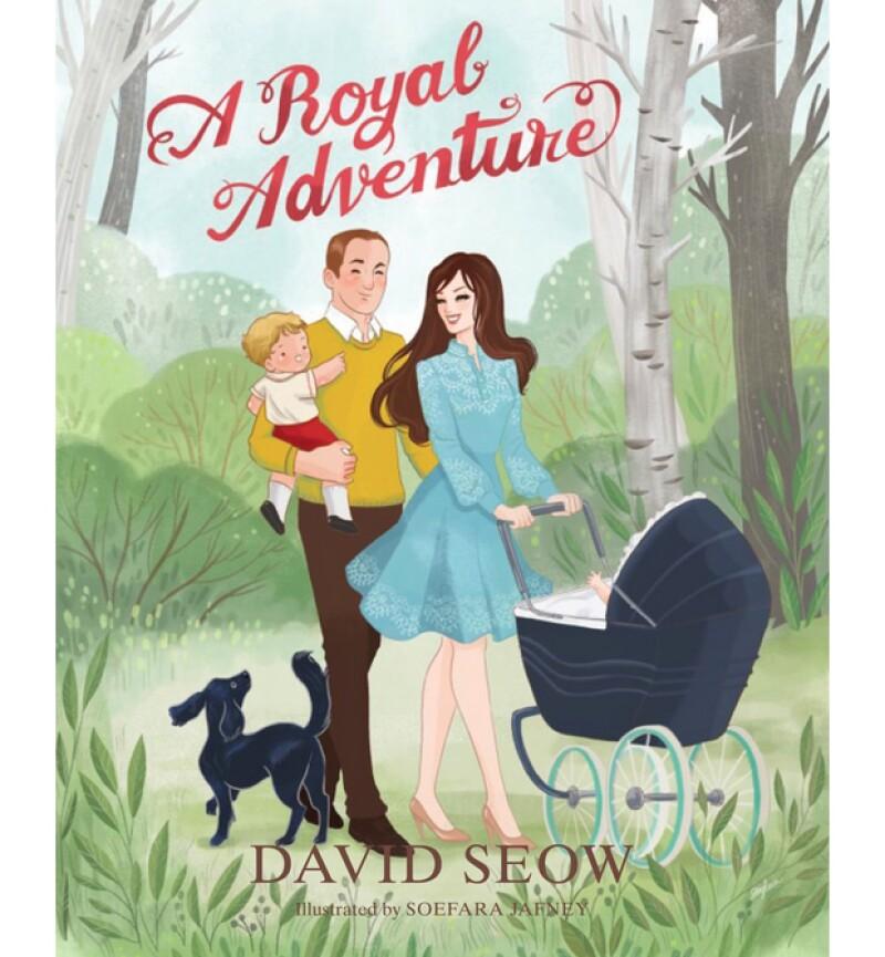 La princesa de Cambridge, así como su hermano mayor, el príncipe George, y sus padres William y Kate, aparecerán en un nuevo libro ilustrado.