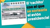 AMLO muestra el boleto para el posible sorteo del avión presidencial | #EnSegundos