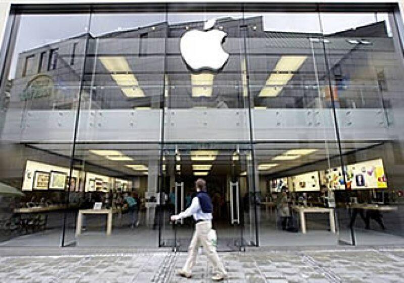 En el último trimestre Apple incrementó su venta de computadoras personales. (Foto: AP)