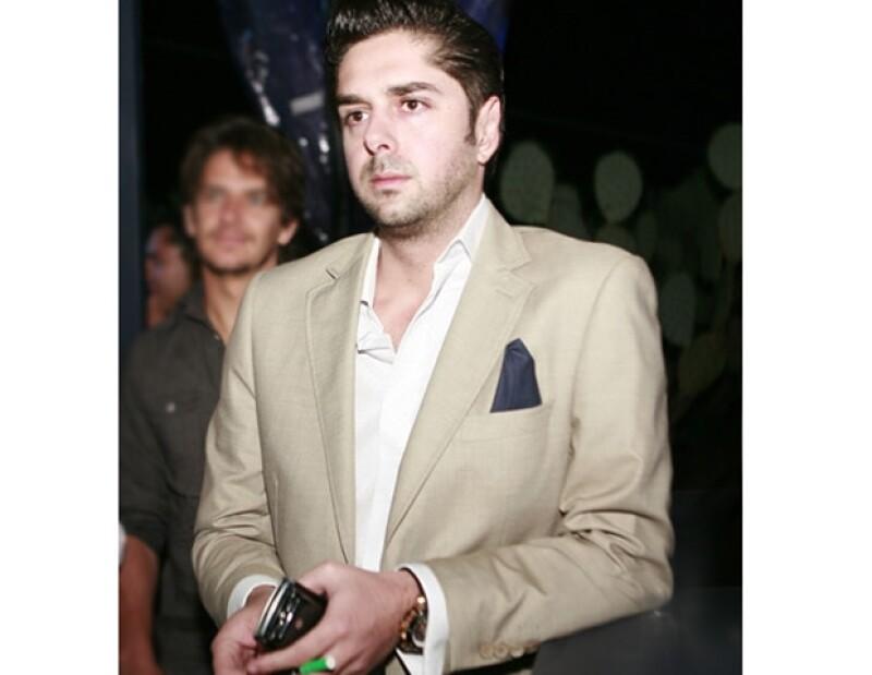 Daniel Murad fue uno de `Los hombres más sexys´ de la revista Quién en 2006.