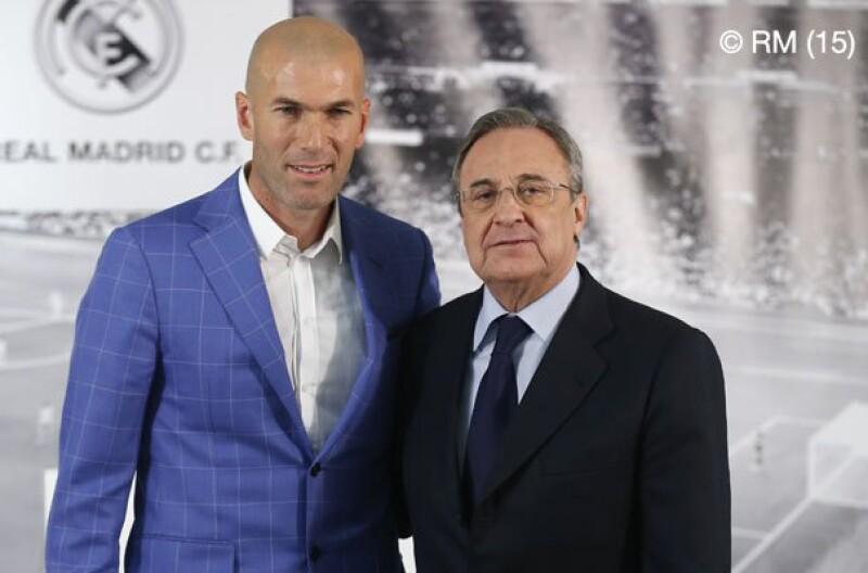 El jugador de futbol francés ha acaparado la atención este lunes y es que todos están muy emocionados por el anuncio que hizo el Real Madrid.