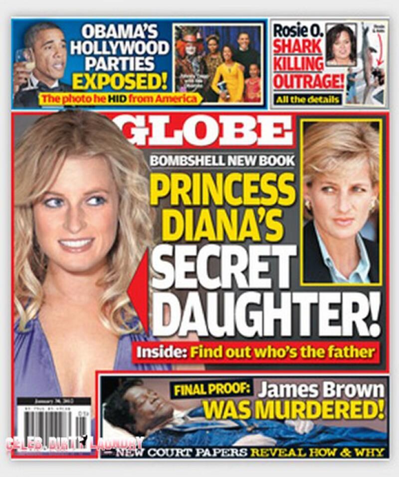 La revista estadounidense `Globe´publicó un reportaje en el que aseguran, existe una mujer que nació de un óvulo fertilizado por quienes fueran la pareja real y quien podría ser heredera.