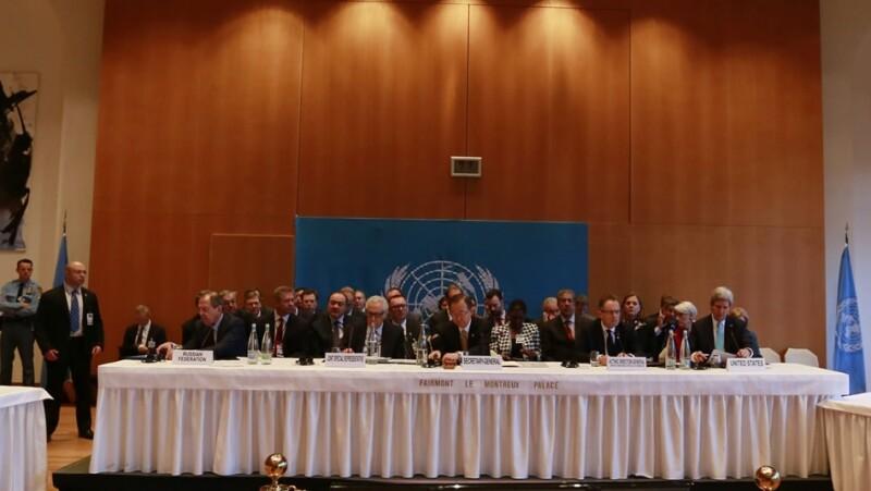 siria, paz, estados unidos, oposicion, ban ki moon, john kerry, walid al moallem, debate, discusion, politica, ginebra 2