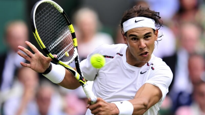 Rafael Nadal debuta con victoria en Wimbledon