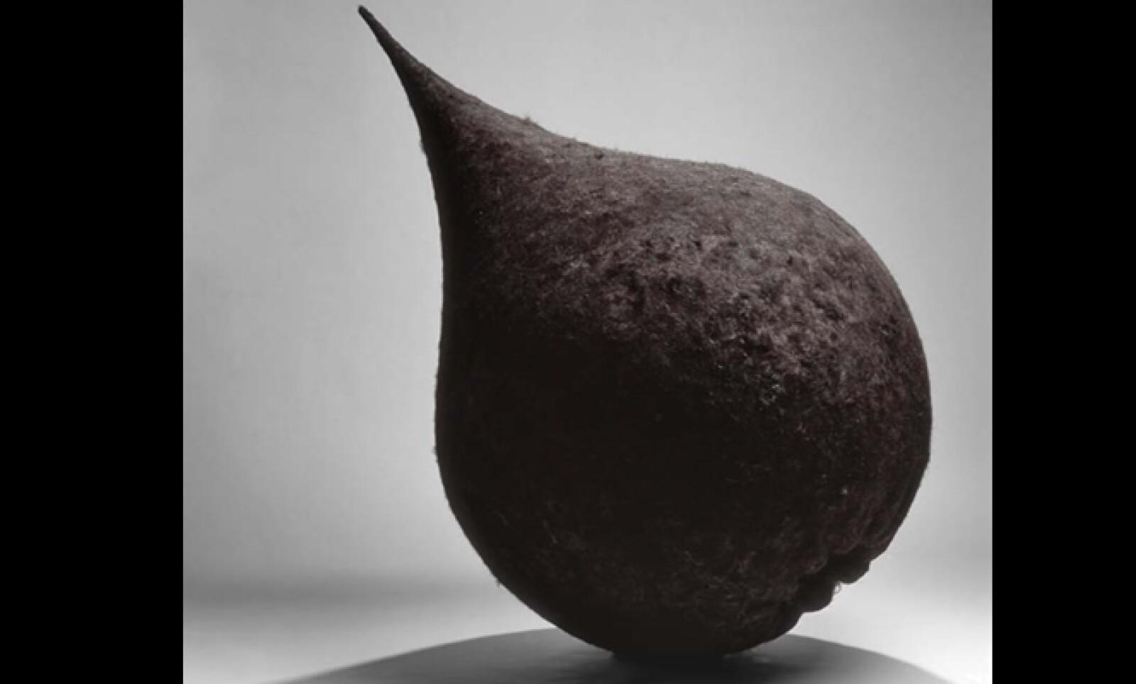 Esta pieza corresponde al artista mexicano Gerardo Azcúnaga. Hecha con cabello humano y acero sobre poli-estireno expandido, la obra recibió el Premio de Adquisición de la V Bienal Monterrey FEMSA.
