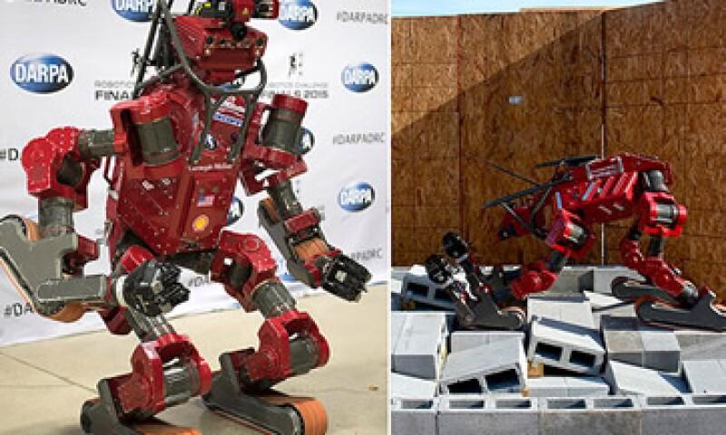 Los robots podrán abrir puertas, moverse por terrenos rocosos y cortar paredes. (Foto: Tomada de CNNMoney )
