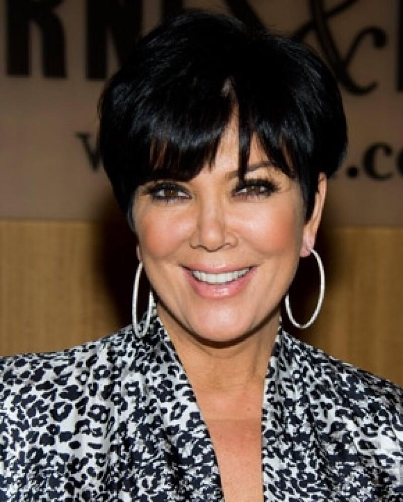 Mientras la matriarca del clan Kardashian-Jenner da instrucciones de las cosas que le gustaría que  se hicieran después de su muerte, sus hijos prefieren reírse de ella.