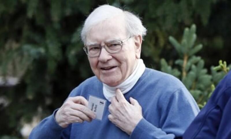 La estrategia de Buffett ha sido la búsqueda de medios de noticias que todavía tienen lo que él llama primacía en sus comunidades. (Foto: Reuters)