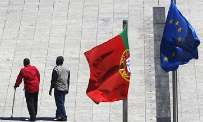 Portugal es uno de los tres países de la zona euro que han necesitado rescate financiero debido a que sus deudas se volvieron insostenibles. (Foto: AP)