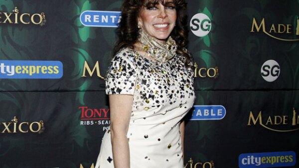 La actriz y conductora sufrió una lesión en el hombro por la que tuvo que ser intervenida quirúrgicamente, según reportó el periodista Alex Kaffie.