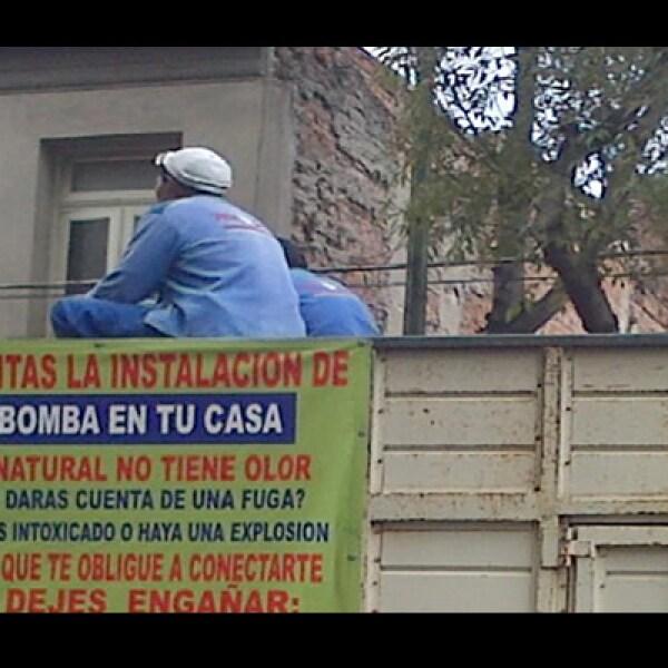 La Asociación de Gas Natural ha acusado trabas y bloqueos por parte de distribuidores para ofrecer sus servicios en varias zonas del país.