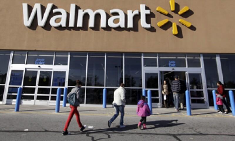 Walmart de México habría pagado 24 mdd en sobornos para facilitar la construcción de tiendas. (Foto: AP)