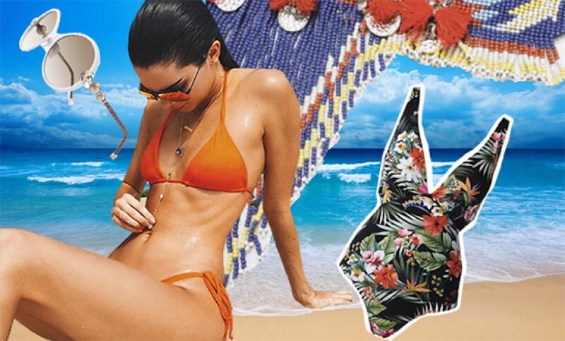 Sí pensabas que el estar de vacaciones o en bikini significaba dejar de lado la joyería, te equivocas.Upgradea tu beach look con accesorios y luce increíble en la playa, la ciudad o en cualquier lugar