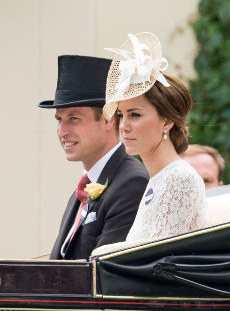 Sin duda Kate y William fueron los que más llamaron la atención en el segundo día de Royal Ascot.