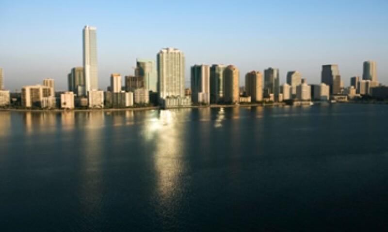 Miami tiene sol y un clima hermoso, pero otras cosas hacen a la gente miserable, dijo Forbes. (Foto: Thinkstock)