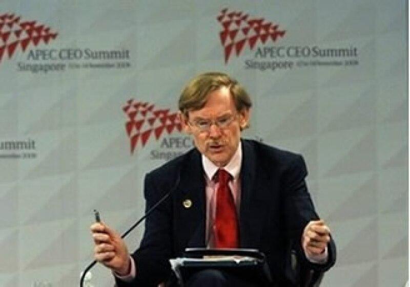 Robert Zoellick dijo que los bancos centrales quitaron el tapón a la liquidez. (Foto: AP)