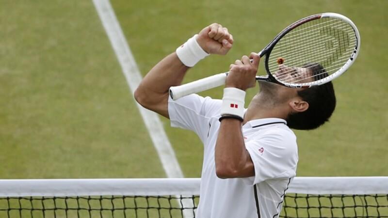 Djokovic cuartos de final Wimbledon