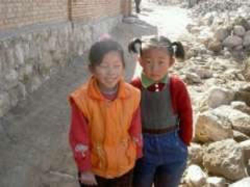 La población china de escasos recursos pasará una temporada de fiestas austera. (Foto: Archivo)