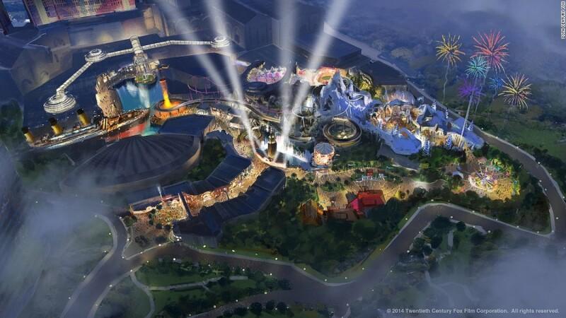 20th Century Fox World (Tierras altas de Genting, Malasia)
