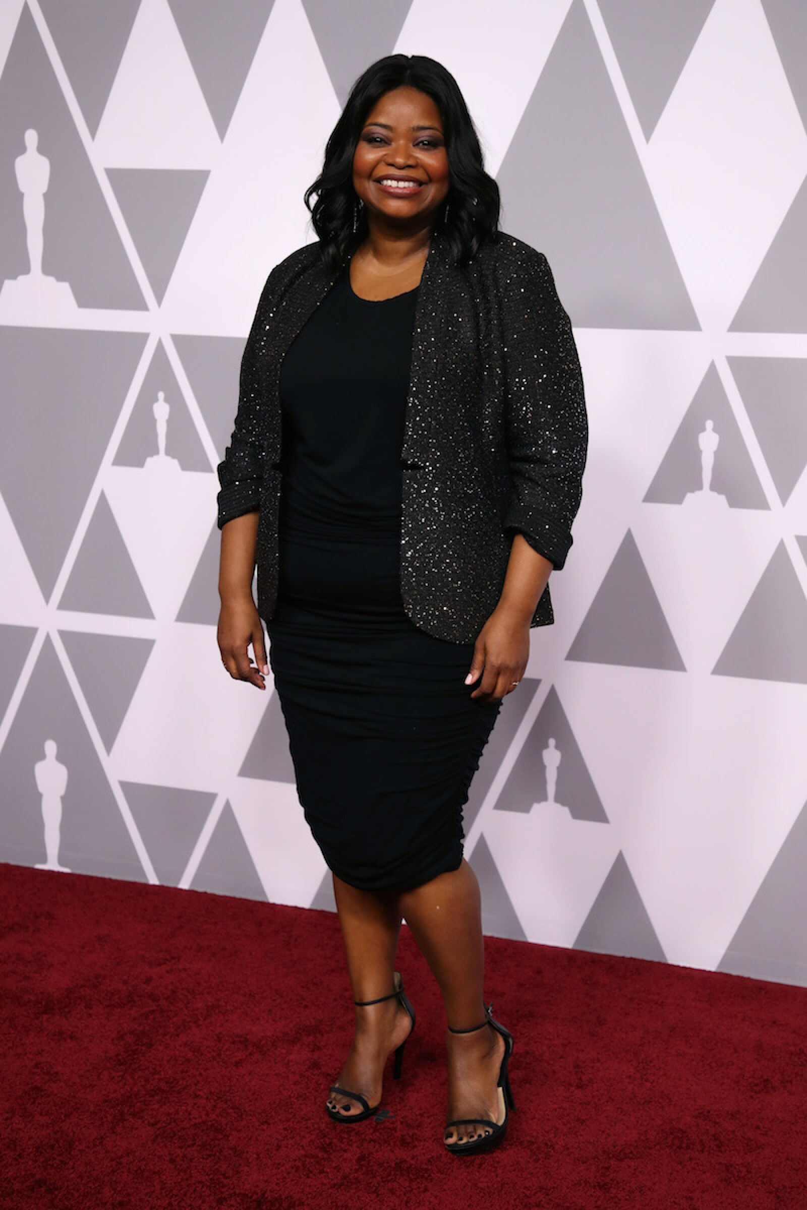 The Academy Awards Nominees Luncheon, Arrivals, Los Angeles, USA - 05 Feb 2018