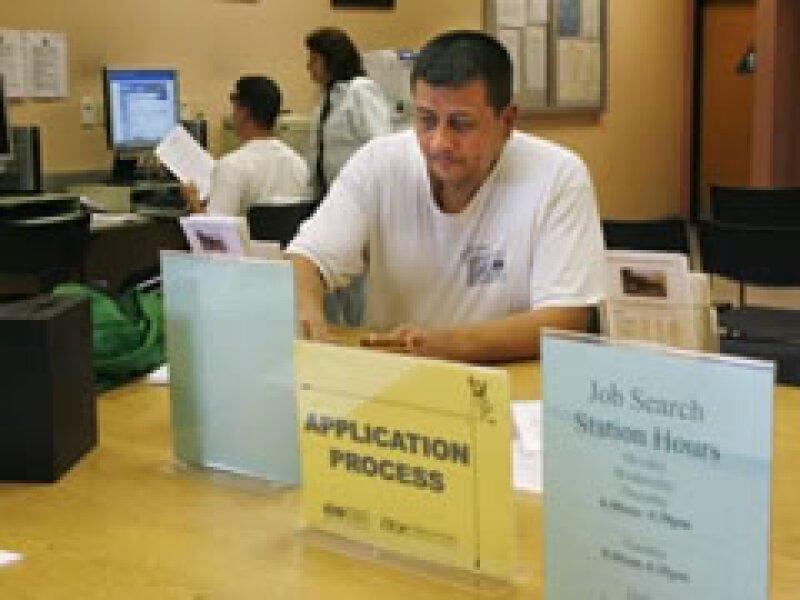 Entre noviembre y diciembre pasados, EU perdió más de 1.1 millones de empleos. (Foto: Archivo)
