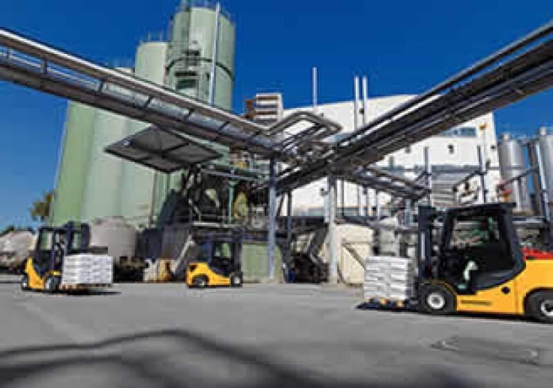 Empresas italianas están dispuestas a financiar a constructoras mexicanas. (Foto: Cortesía SAIE Bologna Fiere 2009.)