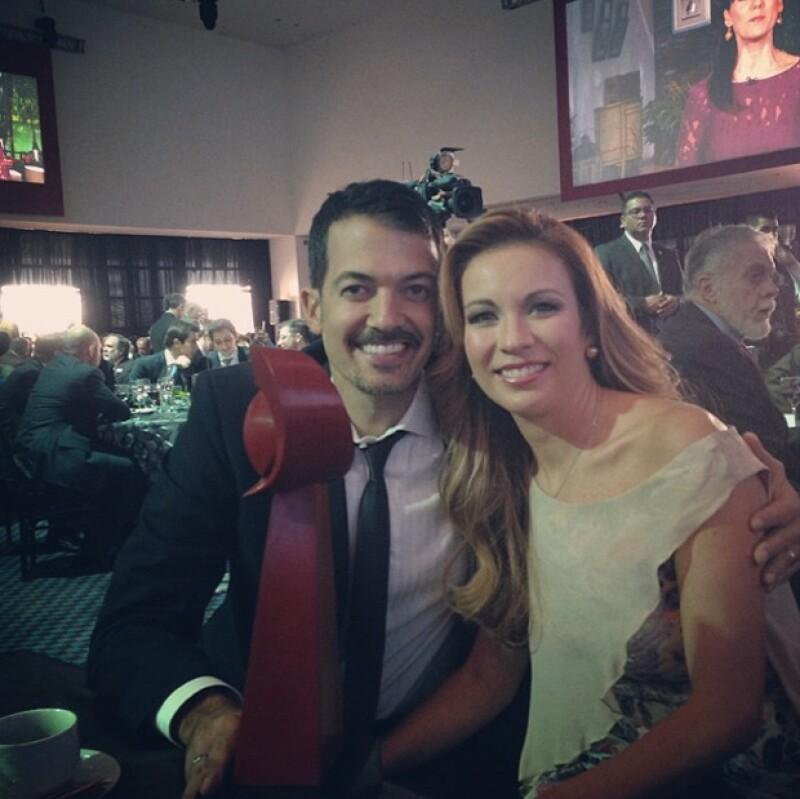 El amor entre Fernando del Solar e Ingrid Coronado inició como una gran amistad tras compartir proyectos juntos como Sexos en Guerra y Venga la Alegría, programas de TV Azteca.
