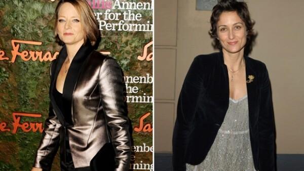 La actriz retirada de 51 años se casó el fin de semana con su novia Alexandra Hedison, ex de Ellen DeGeneres con quien había empezado a salir desde hace un año.